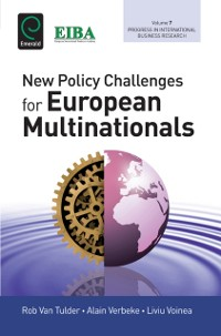 Cover New Policy Challenges For European Multinationals