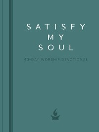 Cover Satisfy My Soul