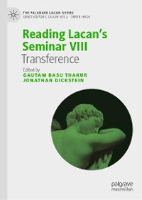 Cover Reading Lacan's Seminar VIII