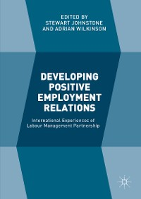 Cover Developing Positive Employment Relations