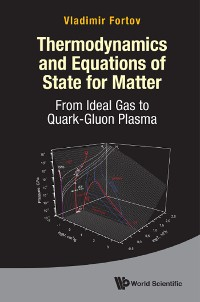 Cover Thermodynamics And Equations Of State For Matter: From Ideal Gas To Quark-gluon Plasma