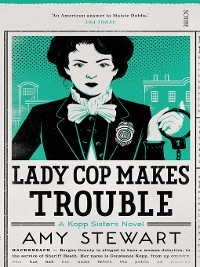 Cover Lady Cop Makes Trouble