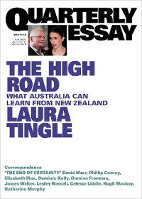 Cover Quarterly Essay 80 The High Road