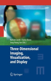 Cover Three-Dimensional Imaging, Visualization, and Display