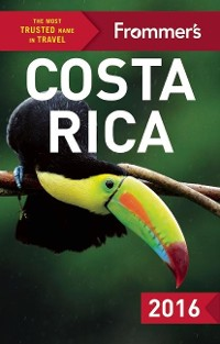 Cover Frommer's Costa Rica 2016