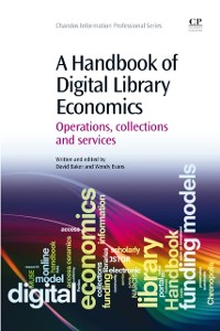 Cover Handbook of Digital Library Economics