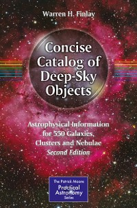 Cover Concise Catalog of Deep-Sky Objects