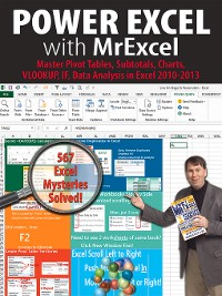 Cover Power Excel with MrExcel