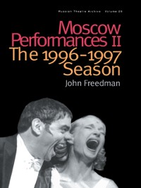Cover Moscow Performances II