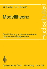 Cover Modelltheorie