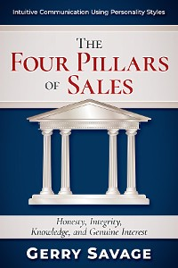 Cover The Four Pillars of Sales
