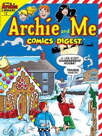 Cover Archie & Me Comics Digest (2017), Issue 12