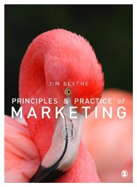 Cover Principles and Practice of Marketing