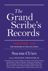 Cover The Grand Scribe's Records, Volume VII
