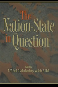Cover The Nation-State in Question