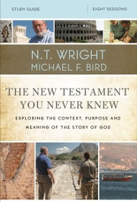 Cover New Testament You Never Knew Study Guide