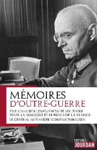 Cover Mémoires d'Outre-Guerre