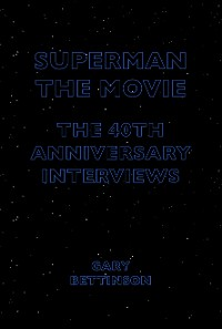 Cover SUPERMAN: MOVIE: 40TH ANNIVERSARY INTEDG