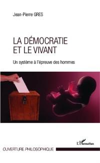 Cover Democratie et le vivant