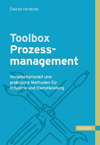 Cover Toolbox Prozessmanagement