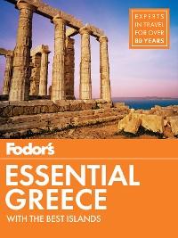 Cover Fodor's Essential Greece