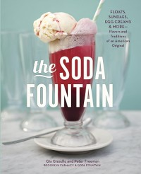 Cover Soda Fountain