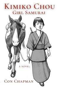 Cover Kimiko Chou, Girl Samurai