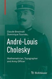 Cover André-Louis Cholesky