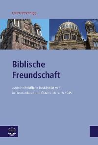 Cover Biblische Freundschaft