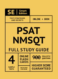 Cover PSAT/NMSQT Full Study Guide