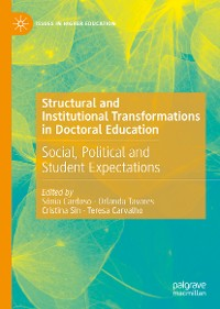 Cover Structural and Institutional Transformations in Doctoral Education