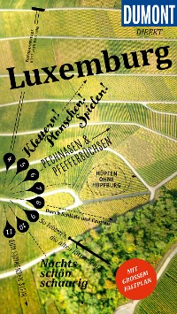 Cover DuMont direkt Reiseführer Luxemburg