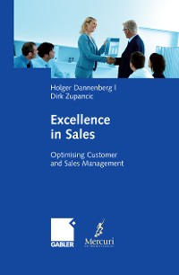 Cover Excellence in Sales