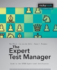 Cover The Expert Test Manager
