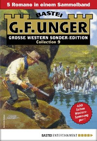 Cover G. F. Unger Sonder-Edition Collection 9 - Western-Sammelband