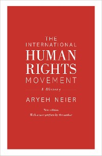 Cover The International Human Rights Movement