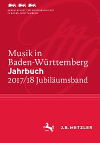 Cover Musik in Baden-Württemberg. Jahrbuch 2017/18