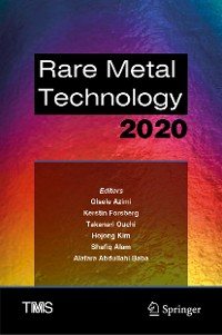 Cover Rare Metal Technology 2020