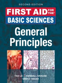 Cover First Aid for the Basic Sciences, General Principles, Second Edition