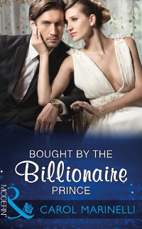 Cover Bought By The Billionaire Prince (Mills & Boon Modern) (The Royal House of Niroli, Book 4)