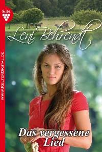 Cover Leni Behrendt 54 - Liebesroman