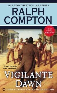 Cover Ralph Compton Vigilante Dawn