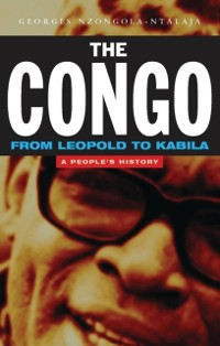 Cover Congo from Leopold to Kabila