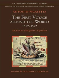 Cover First Voyage around the World (1519-1522)