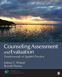 Cover Counseling Assessment and Evaluation