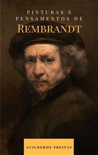 Cover Pinturas e pensamentos de Rembrandt