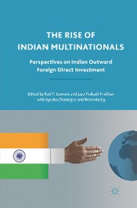 Cover The Rise of Indian Multinationals