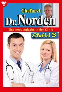 Cover Chefarzt Dr. Norden Staffel 3 – Arztroman