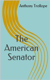 Cover The American Senator