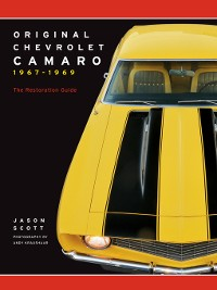 Cover Original Chevrolet Camaro 1967-1969